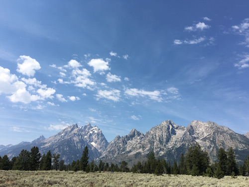 OnBlastBlog Grand Tetons