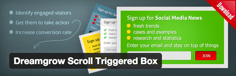 Scroll Box Plugin