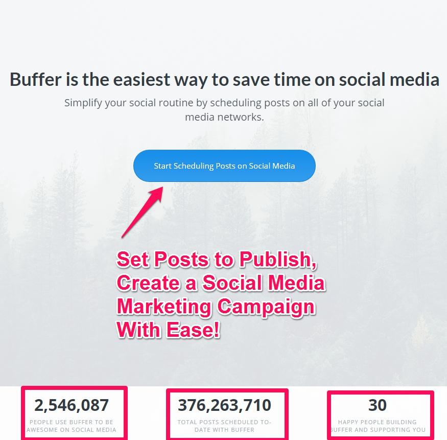 buffer app promotion