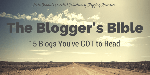 Blogs You Have to Read