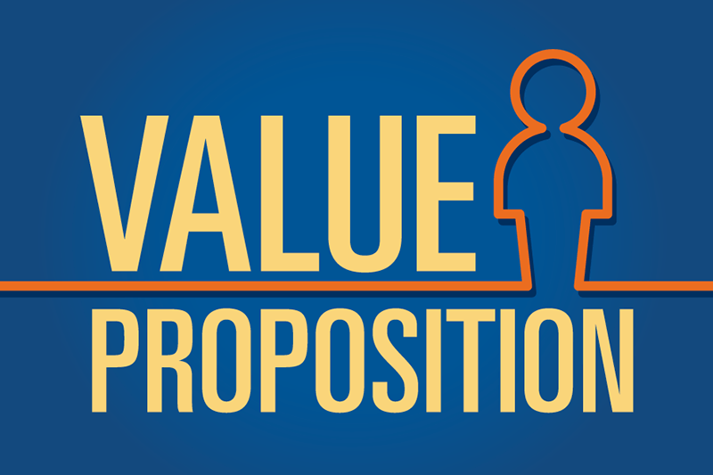 value proposition graphic