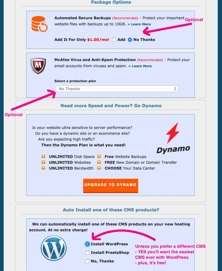 WHH registration