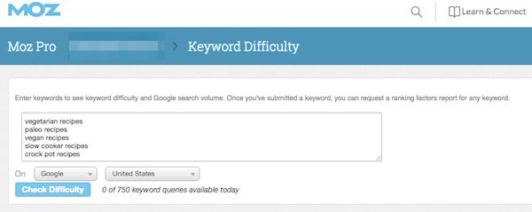 keyword difficulty seeds