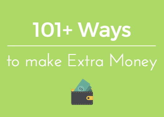 Extra Ways to Make Money