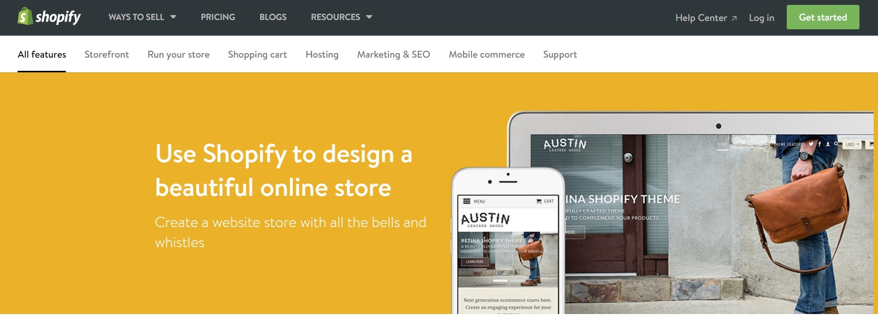 shopify-website-builder