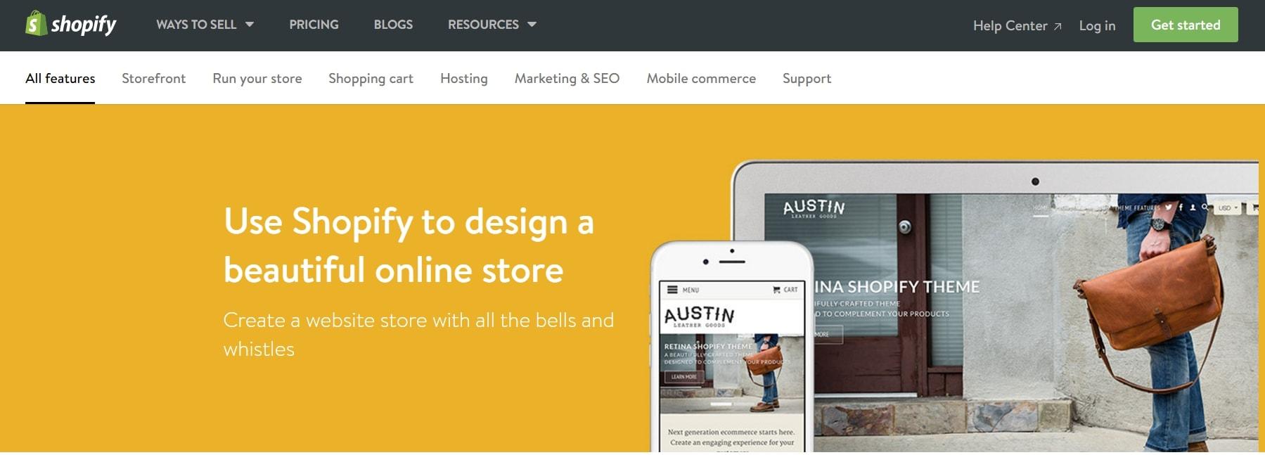 shopify-website-builder