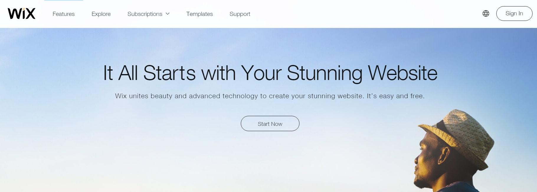 Wix-website-builder