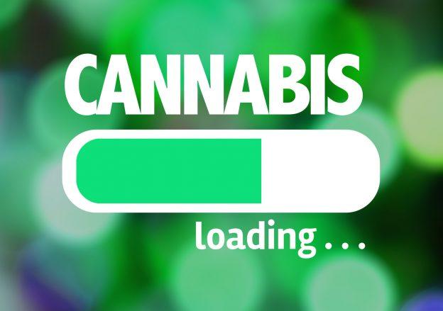 weed website loading