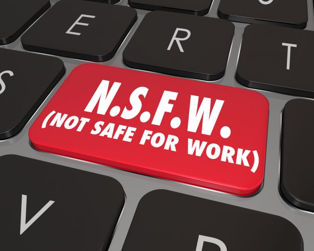 Adult Content Blogs: When to Use a NSFW Warning - OnBlastBlog