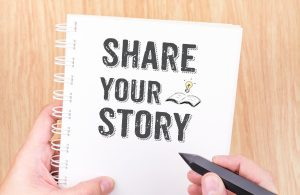 blog your story