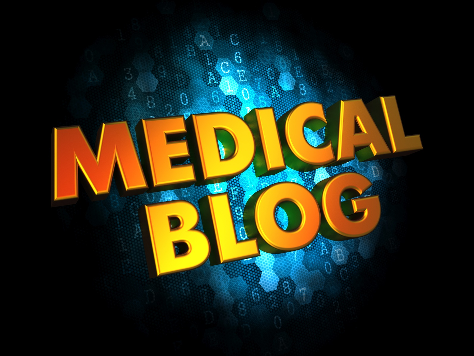 medical blogging