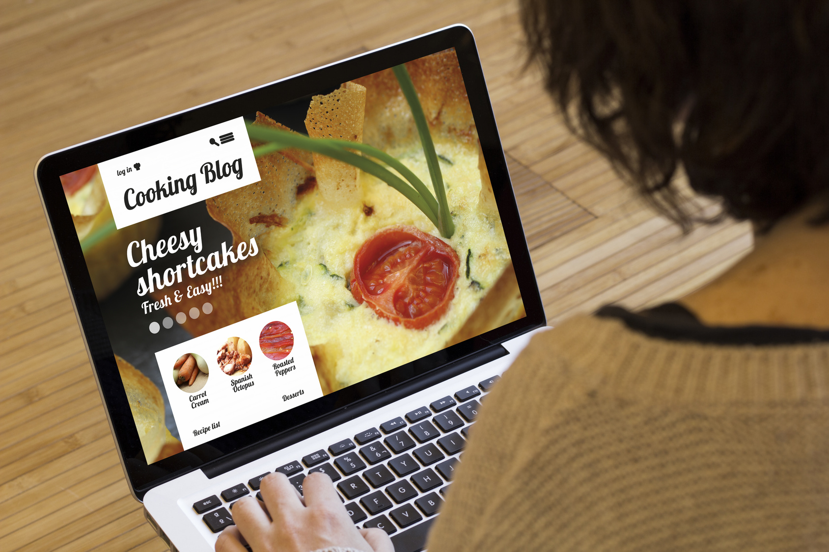 monetize your food blog