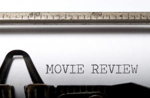 writing movie reviews