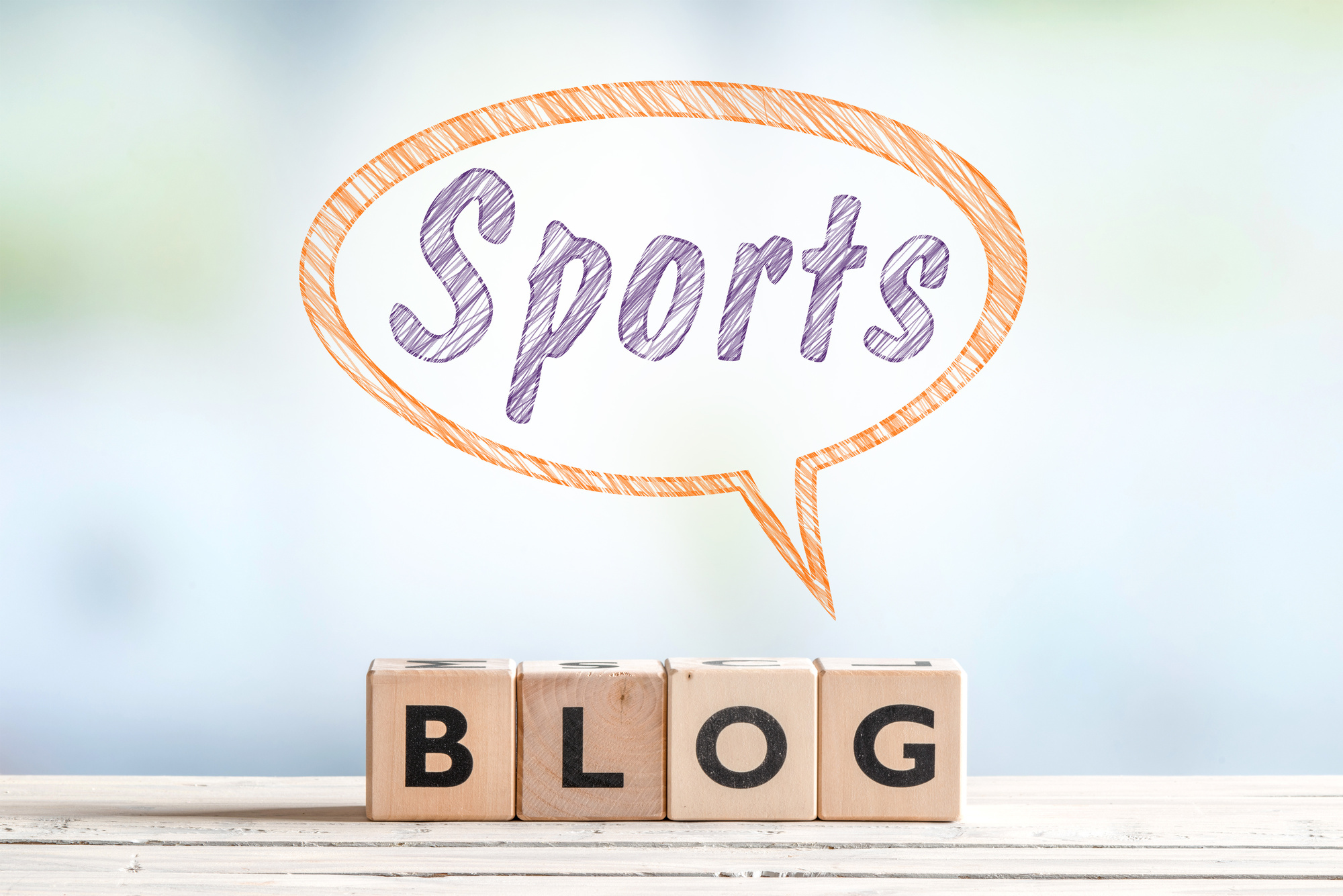 how to start a sports blog-