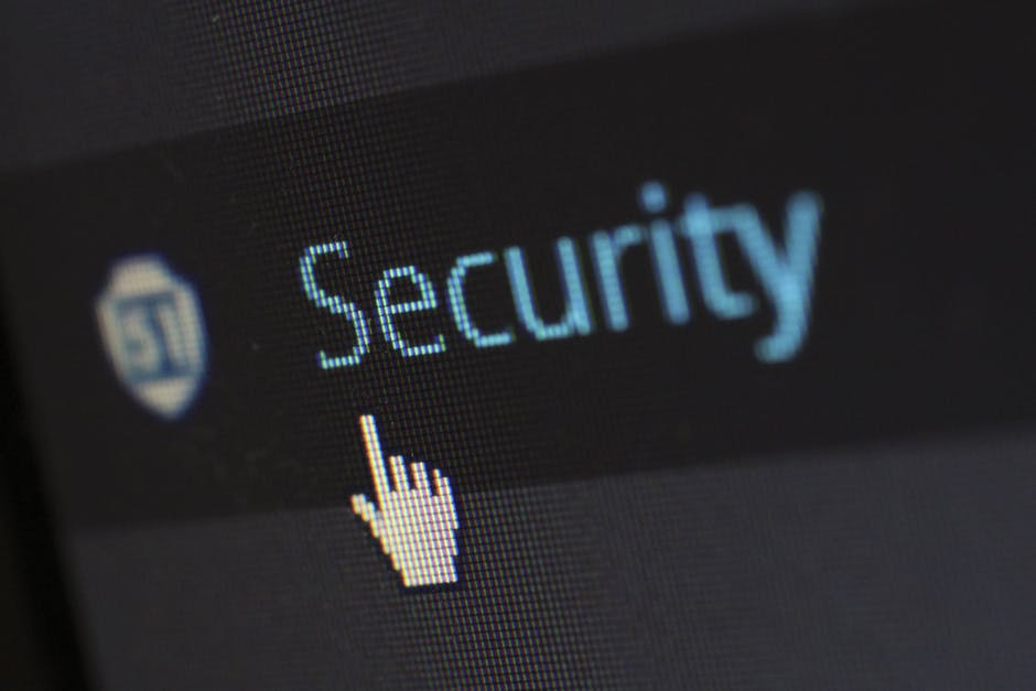 security on computer