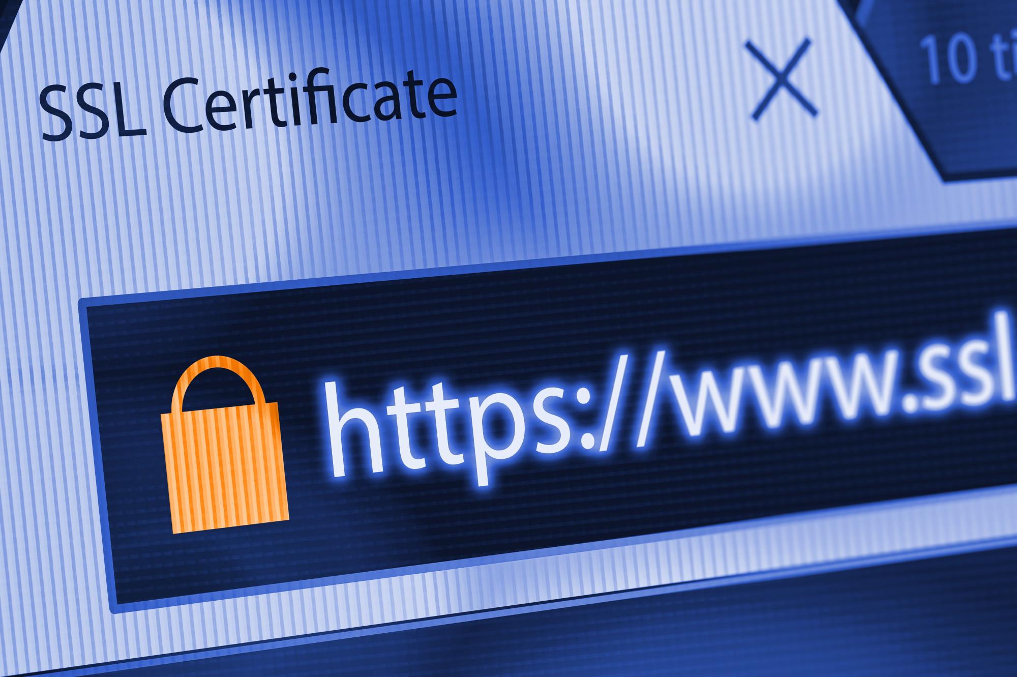 secure site URL
