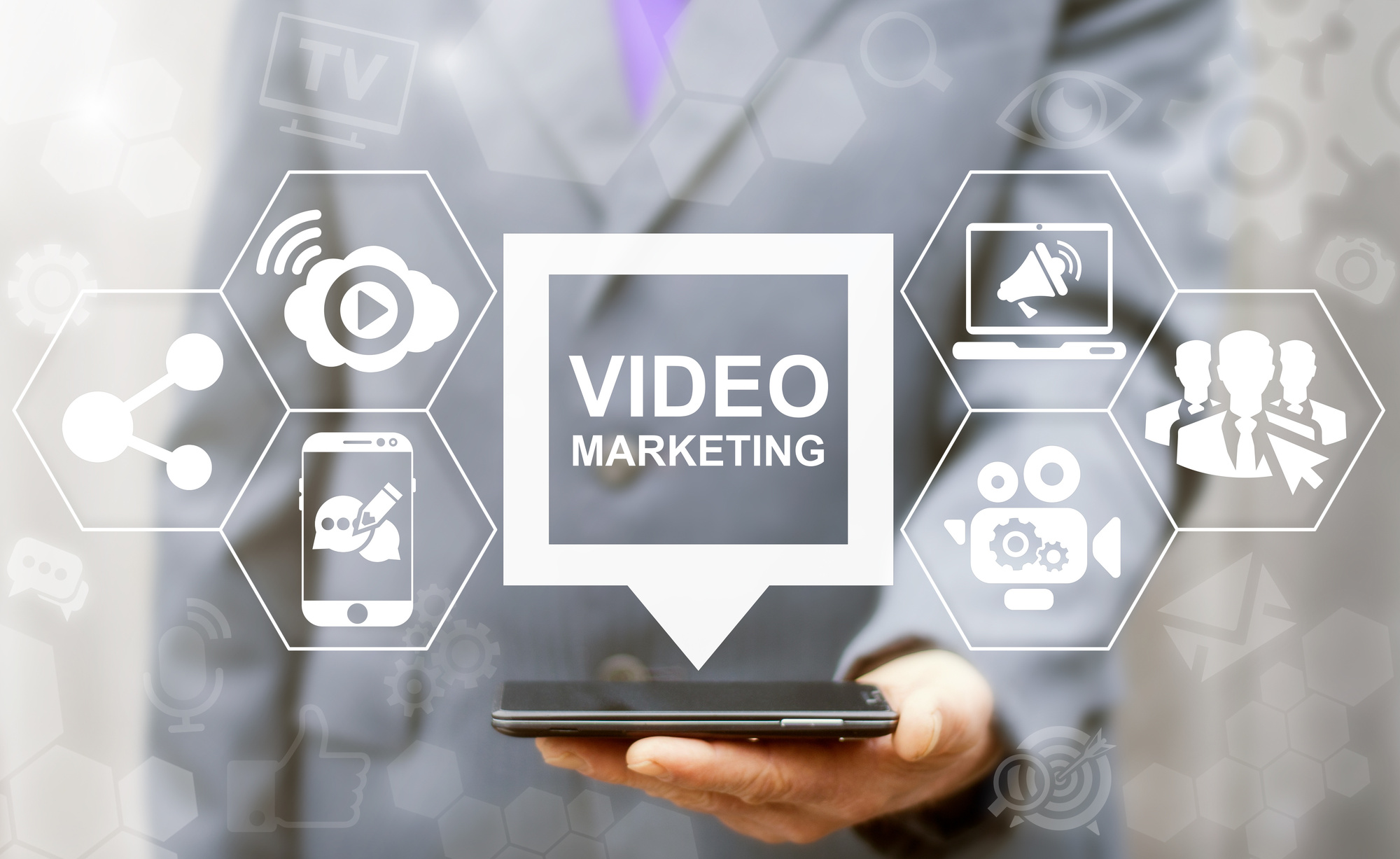 Video Marketing Visualized