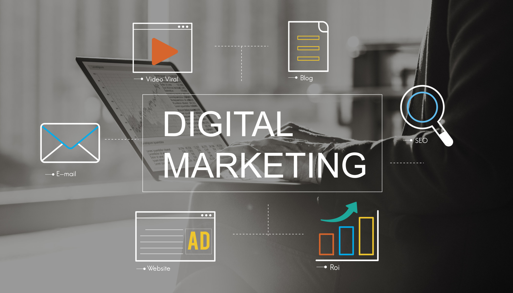 Digital Marketing Trends Visualized