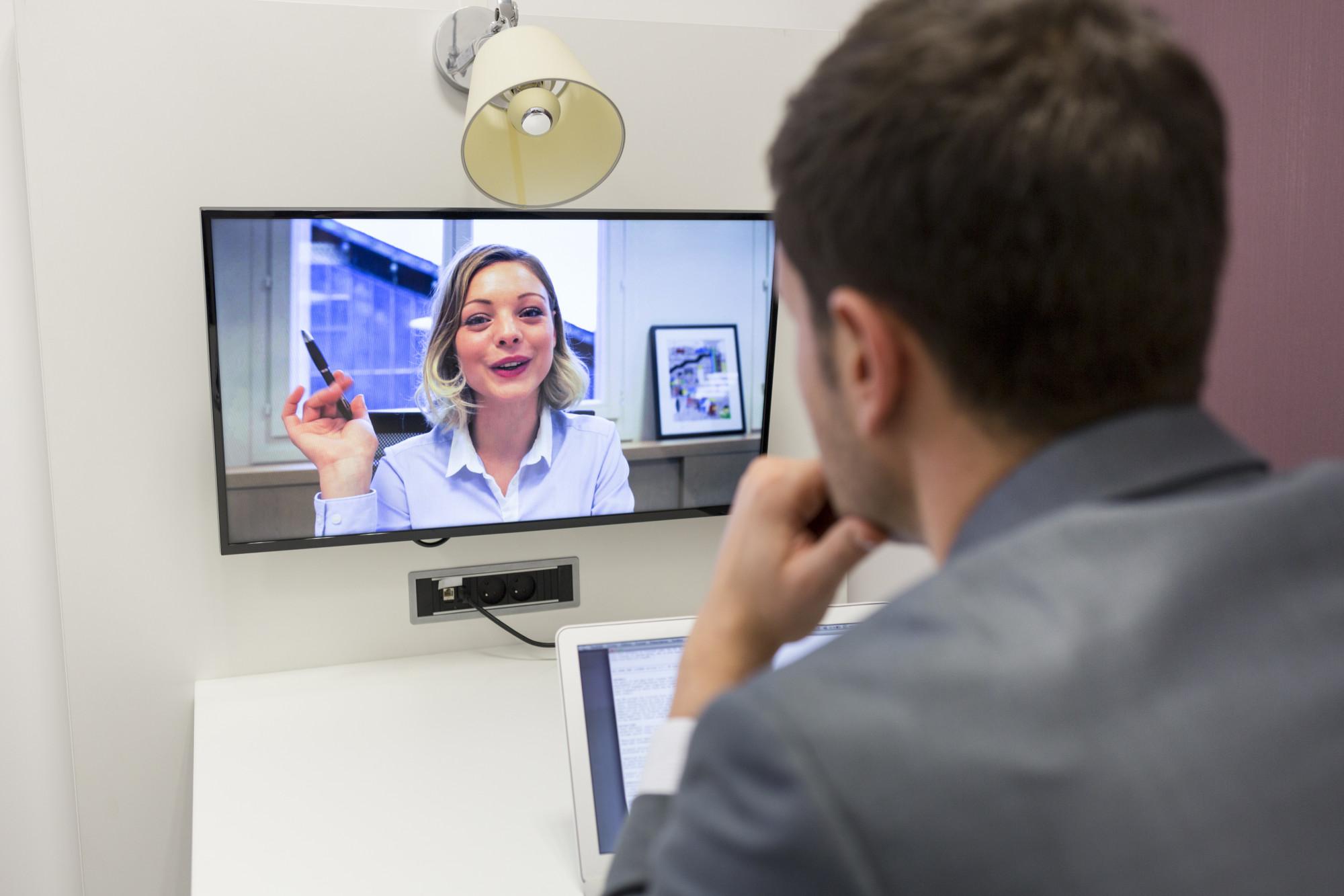 Videoconferencing for Work