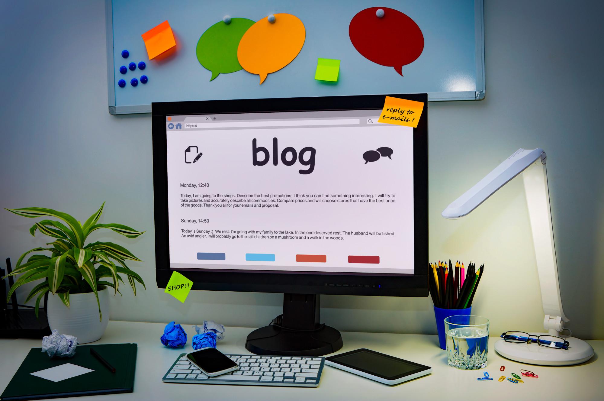 Blog Publicity